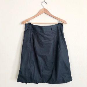 {Akris Punto} Cotton Bubble Hem Skirt